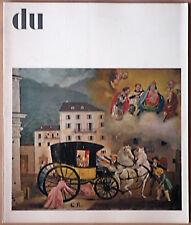 """Ugo MULAS. Lucio Fontana... """"Du"""" n° 336, 1969."""