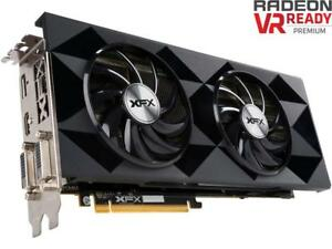 XFX Radeon R9 390 8GB R9-390P-8286 512-Bit GDDR5 PCI E 3.0 Video Graphics Card