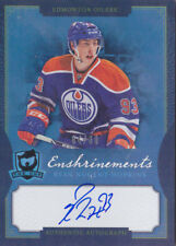 13-14 The Cup Ryan Nugent-Hopkins /60 Auto Enshrinements Oilers 2013