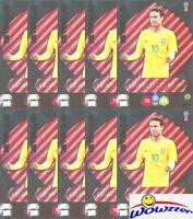 (10) 2018 Panini Adrenalyn World Cup Neymar Jr. JUMBO XXL Limited Edition Brazil