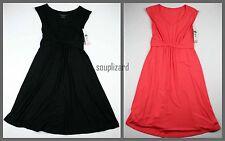 New Women's Maternity Black Dress Liz Lange NWT Size SZ S M L Small Business