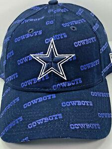 New Era 9Twenty / Woman's Dallas Cowboys / NAVY / Adjustable Reg $24 - 50% OFF