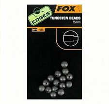"Fox Carp Fishing 5mm Tungsten Beads - ""The Edges"" Range - CAC489"