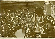 """""""Ministère TARDIEU devant la Chambre 1932"""" Photo originale G. DEVRED / Agce ROL"""