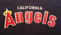 VTG CALIFORNIA ANGELS ANAHEIM LOS ANGELES T SHIRT JERSEY HAT MIKE TROUT PUJOLS