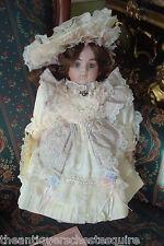 "Cassandra Gorham musical doll, 18"" doll, NIB Limited Edition of 1,000"