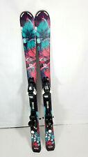 Salomon Lux 120cm Jr Kids Skis W Bindings