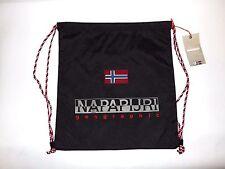 Napapijri Sacca Borsa Zainetto Unisex da Spalla 041 Black 26eae956b91