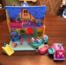 Lot Disney Junior Doc McStuffins Get Better Talking Mobile Clinic Cart And House