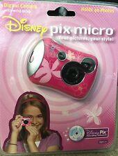 "Disney Pix Micro Digital Camera W/photo Editing Software ""Bundle"