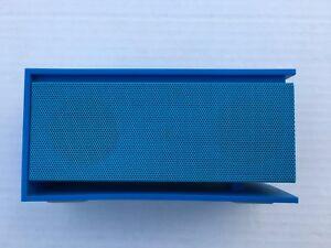 10w SPEAKER 50mm Bluetooth Wireless Universal Loud Bass + Mic Handsfree AUX BLUE