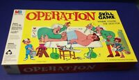 VTG 1985 Milton Bradley Operation Board Game Complete Not Working