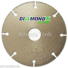 "4.5"" Metal Cutting Diamond Blade Cut-Off Wheel - Type 1 for Angle Grinders"