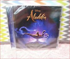 """Disney Aladdin"" CD New Sealed 2019 Fast Freepost A Whole New World Songs&Score"