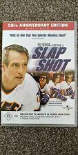 Slap Shot 25th Anniversary Edition DVD (Region 4) Paul Newman - VGC - Free Post