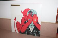 Queens of the Stone Age Villains NEW SEALED 2 vinyl LP + download gatefold cover