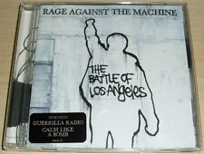 The Battle of Los Angeles [PA] by Rage Against the Machine CD 1999 Epic