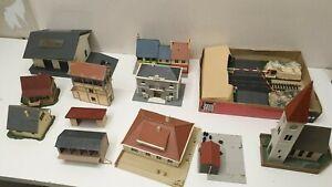 Jouef faller kibri lot de diverses maquettes (02)  en HO