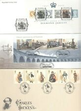 GB 2012  First Day Covers
