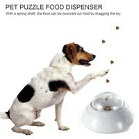 Interactive Dog Toy Treat Food Dispenser Training Puzzle Shaking Pet Supplies