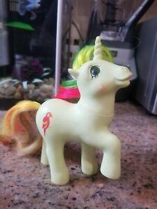 Mimic Twinkle Eye My Little Pony G1 Unicorn Vintage 1987 Hasbro RARE