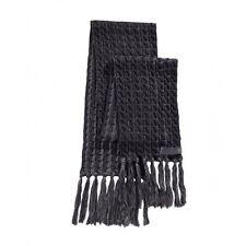 adidas Donna Sciarpa abbigliamento accessori W CULTURA NERO w57005 polyacrilyc