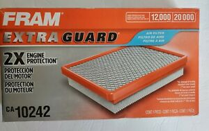 FRAM CA10242 Engine Air Extra Guard Filter Auto Fits Ford Lincoln Mazda Mercury