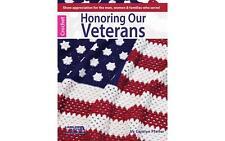 Leisure Arts 6081 Honoring Our Veterans Bk