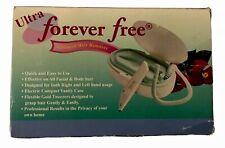 Ultra Forever Forever Free Advanced Hair Remover Epilator Face & Body Brand New