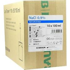 URO TAINER Natrium Chlorid Lösung 0,9% 10X100ml PZN 3330011