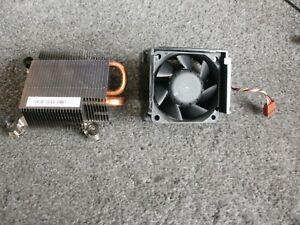 HP EliteDesk 800 G1 USDT HEATSINK AND FAN ASSEMBLY HP P/N 578011-002