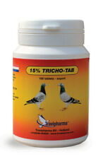 Pigeon Product - Export Roni 15% Tricho-Tab 100 tablets by Travipharma