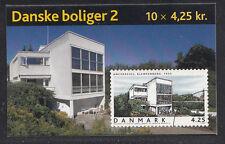 DENMARK HS132 (1258) Architecture booklet, VF