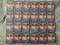 Dave Magadan 93 Card Lot Mets Includes 1987 Donruss Rookie RC #575 Fleer #648