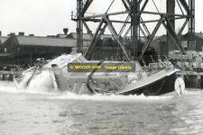 rp12587 - Testing a Lifeboat at Cowes - Isle of Wight  - photograph 6x4