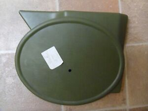 Can am Bombardier military motorcycle side cover battery side