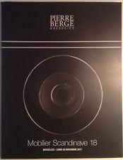 Pierre Bergé & Associés - Mobilier Scandinave 18 - 20 Nov 2017 -Design Catalogue