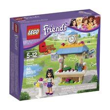 Lego Friends 41098 Emma's Tourist Kiosk - RETIRED - DAMAGE BOX - READ DETAILS
