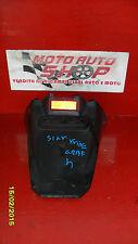 plaque d'immatriculation Honda Argent Wing 600 2001 2002 2003 2005 (2)