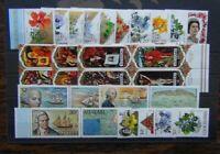 Aitutaki 1972 to $1 1973 Easter Treaty 1974 Bligh Discovery Air MNH