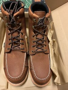 """NEW Red Wing Irish Setter Wingshooter Safety Toe Size 11 M/D - 6""""  Boots 83632"""