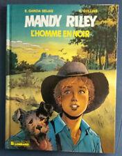 Mandy Riley 1 EO L'Homme en noir Garcia Seijas Collins Lombard