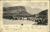 Torbole Gardasee Lago di Garda Italien Italia AK 1901 gelaufen Kornthal Korntal