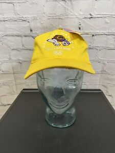 Winter Olympics 2002 Salt Lake Official Mascots Souvenir Ball Cap Hat NEW