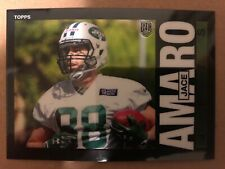 2014 Topps Chrome 1985 #23 Jace Amaro Rookie RC Football Card