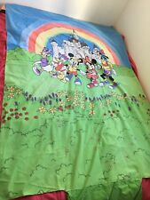 Disney drap housse de couette pour lit d'enfant Minnie Mickey Donald Daisy ....