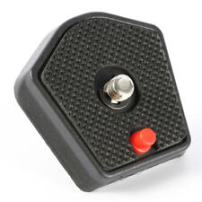 "ALS_ Manfrotto 7321YB MKC3-H01 MKC3-H02 1/4"" Camera Quick Release Plate Striking"