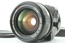【 MINT 】 CANON TS 35mm F2.8 SSC Tilt Shift Lens For FD Mount S.S.C From JAPAN
