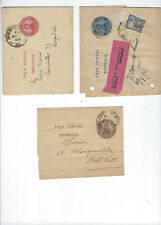 ARGENTINA-COVERS--STATIONARY-CLASSIC OLDER-FINE-VF-USED--#514D