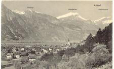 SCHWEIZ ALTDORF, ca. 1910, ungebr. s/w AK Gesamtansicht, sehr gute Erhaltung